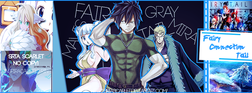 Fairy Tail Connection by SrtaScarlet