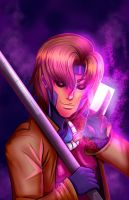 Gambit Final by KingPuddinArt