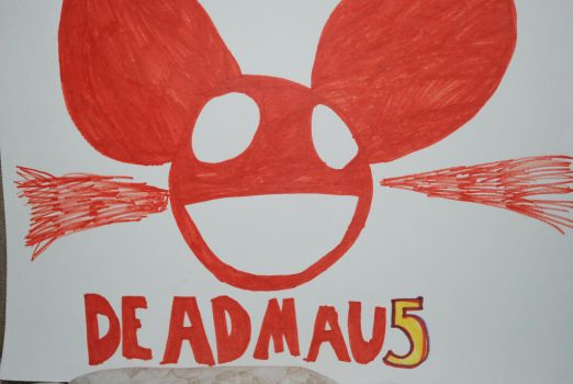 Deadmau5 by Vinyl-Scratch111