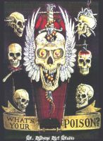 What's Your Poison by SaintAlbans