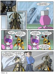 Finale 026 - Sacrifice - Suzumega Medabot by AltairSky