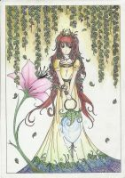Of the Seelie Court by XxFlameAngelxX