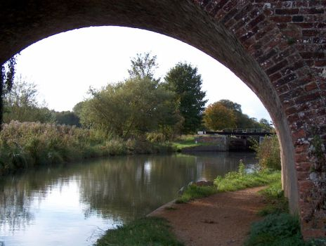 The Kennet and Avon 2 by kkrause
