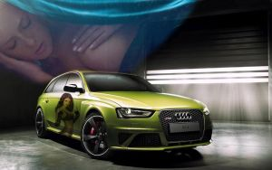 2015 Audi Rs4 Avant by cocos671