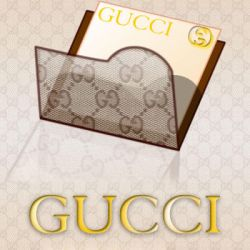 GUCCI Folder-Icons. by sarumonera