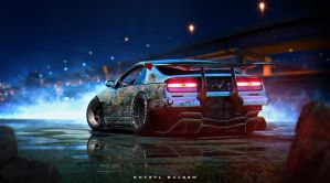 Nissan 300zx by The--Kyza