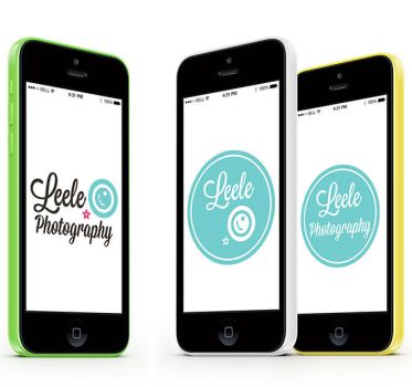 Leele Photography Logo by brookiecookie