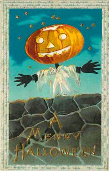 Merry Frights by Yesterdays-Paper