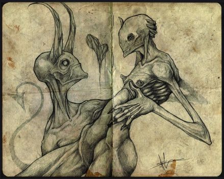 Even Demons Love by ShawnCoss