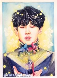 Rinspirit Art 18 6 Happy Birthday Wonwoo By