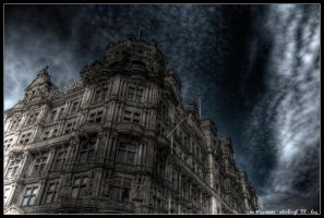 edinburgh - on the corner by haq