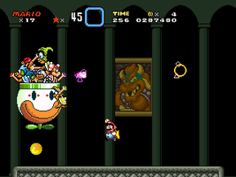 Super Mario Quest VS Koopalings and the Clown Car by Snivy101