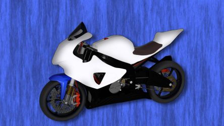 BMW S1000 RR superbike by Cnopicilin