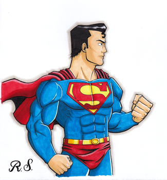 Superman. by RyanShifflett