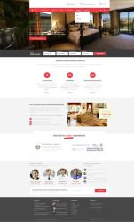 Mortgage Company Web Design by vasiligfx