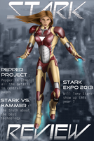 Iron Pepper by leseraphin