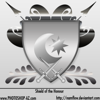 Shield of the Honour by NamfloW