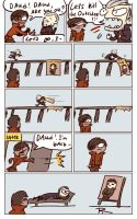 dishonored, doodles 39 by Ayej