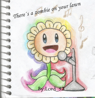 Sunflower song by Lord-32