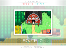 Pkmn CF : Route 2 by DaybreakM
