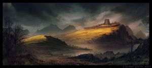 Blasted Lands by ReneAigner