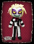 Tochitos Dolls Beetlejuice by TochitosDolls