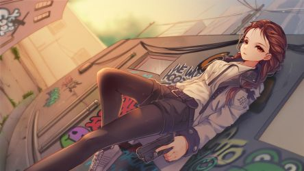 [+Video] Commission - Dead End by Hyanna-Natsu