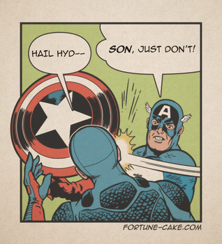 Captain Hydra - FC04 by FortuneCake