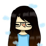 meh neww  Iconnnn by KatieWolfie