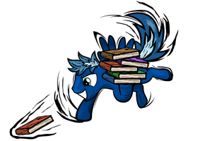 Knowledge is Power by Ashidaru