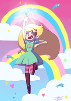Star Butterfly by zoenoemie