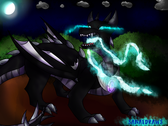 Jiban The Dragon {GIFT} by SanaeLovesDragonTale