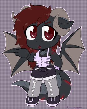 Commission - Chibi Dragon 01 by Lovesome-Stars