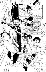 Sample Page by Pencil1