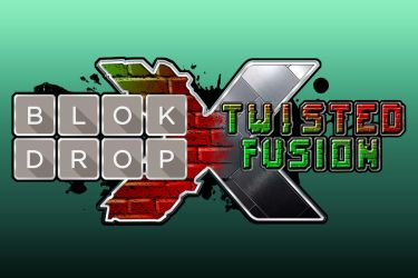 Blok Drop X Twisted Fusion Logo by castortroy3497