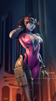Widowmaker by SerFatboy