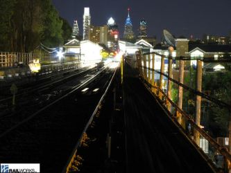 Railworks in Philidelphia by Xtious