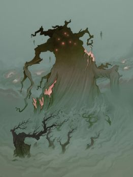 The Umbra Tree by gavin-valentine