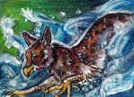 ACEO for Redwall151 by Amadoodles