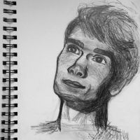 KJ Apa by wingedmusician