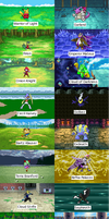 Pokemon Dissidia
