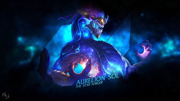 Aurelion Sol by Xael-Design