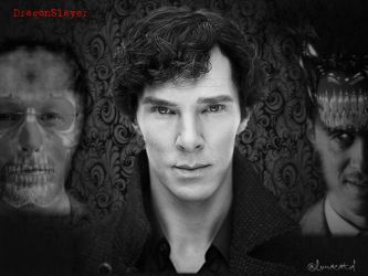 Dragon Slayer - BBC Sherlock by lunacatd