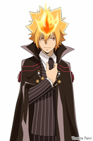 KHR Ask - Giotto (for collab) by Venera-Taro