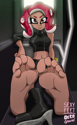 SEXY FEET: Octo Special by MostlyFunStuff