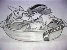 Request: Tiger and Bunny --acrazyperson3698 by chansan18