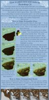 How to Paint Moss and Rocks by Sotalean