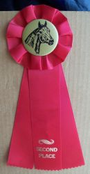 Stock x Horse Show Ribbon 2nd by Lovely-DreamCatcher