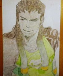 Lucio (in color) by Lyza2000