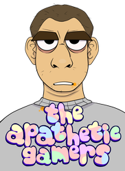 The Apathetic Gamers Logo by NajikaSun